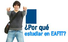 ¿Por qué estudiar en EAFIT?