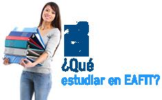 ¿Qué estudiar en EAFIT?