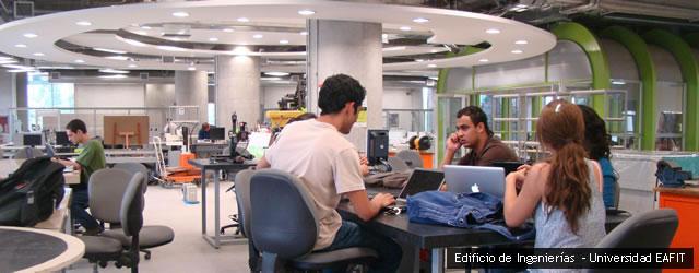 Escuela de Ingeniería - Nuevo Edificio de Ingenierías