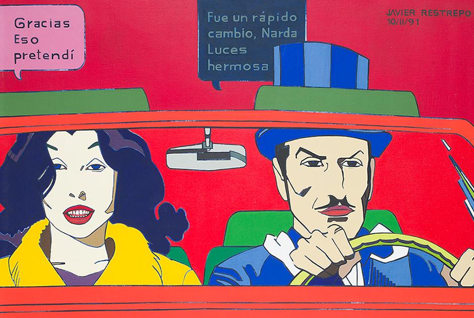 El arte pop de Javier Restrepo llega al Centro de Artes ...
